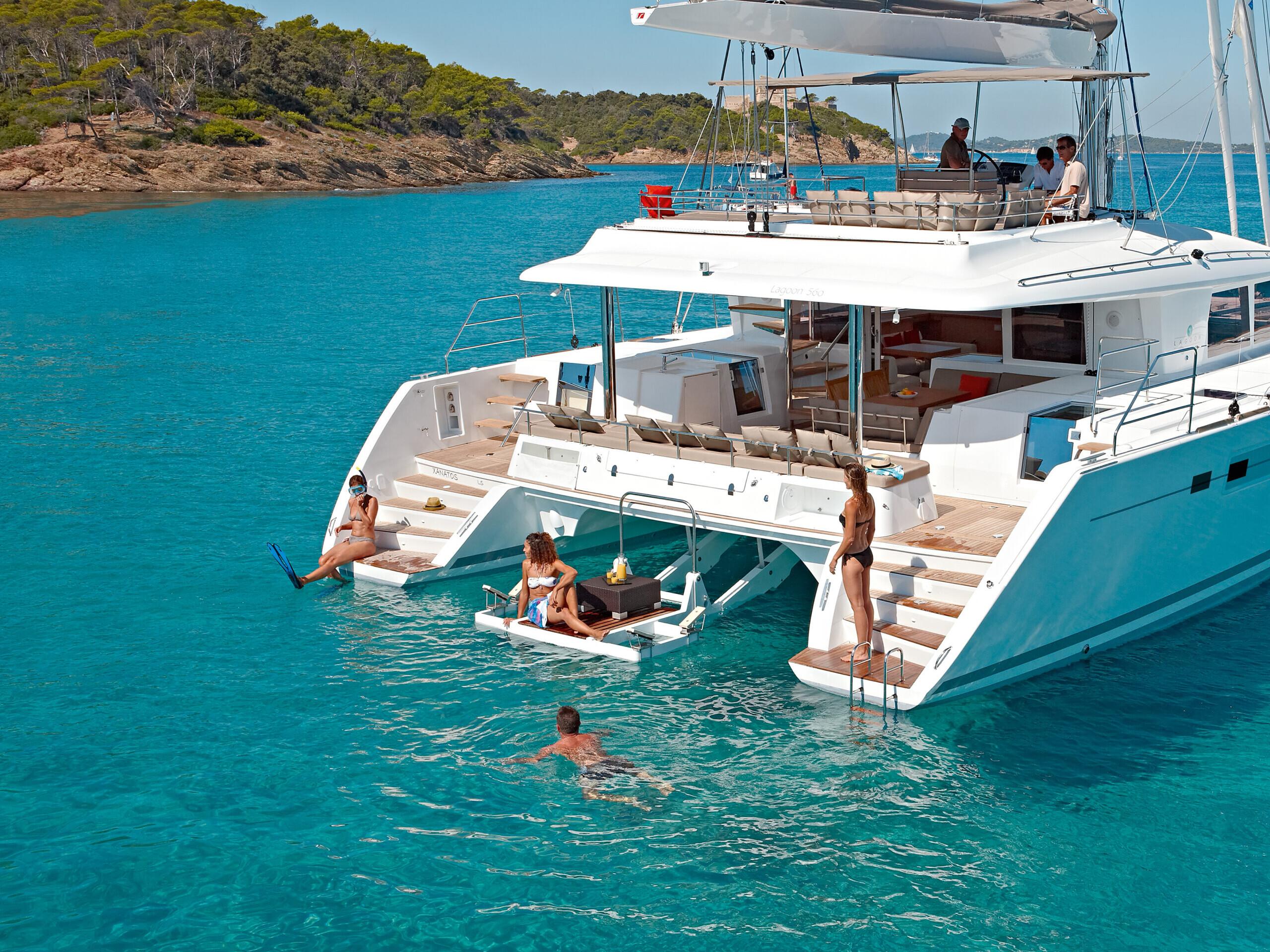 Excursion en bateau